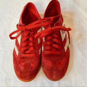 Coach Yolanda Sneakers Red 6